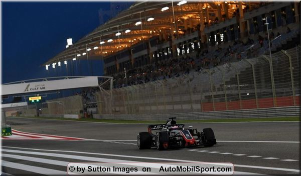 Haas F1 Team Bahrain Grand-Prix qualifying review