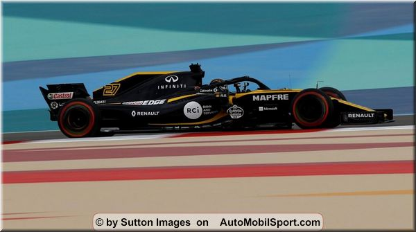 Renault Sport F1 Bahrain Grand-Prix qualifying review