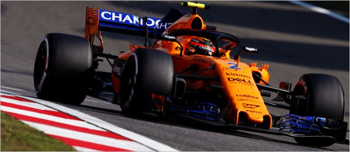McLaren Formula1 Team Chinese Grand-Prixe race review