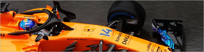 McLaren F1 Team Chinese Grand-Prix preview