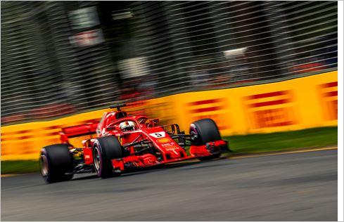 Pirelli F1 Australian Grand Prix Race Review