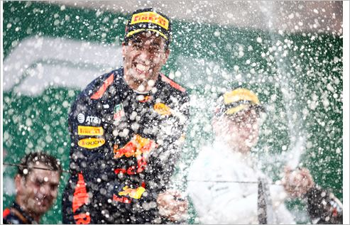 Pirelli F1 Chinese Grand-Prix race review