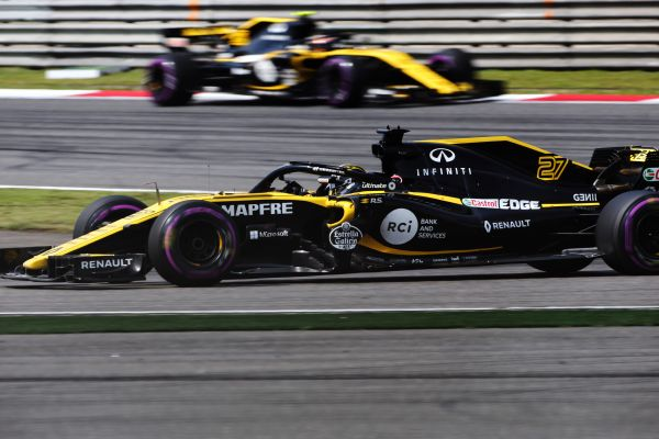 Renault Sport F1 Chinese Grand-Prix race review