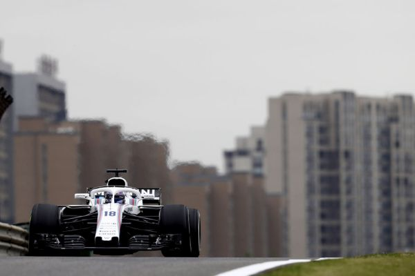 Williams Martini Racing F1 Chinese Grand-Prix practices