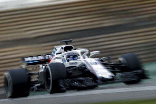 Williams Martini Racing F1 Chinese Grand-Prix race review