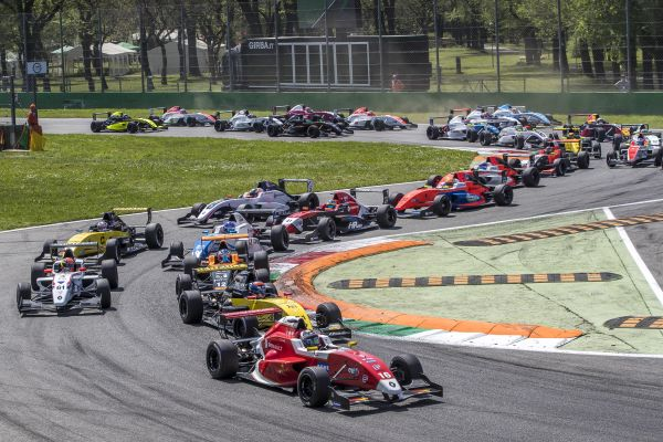 Yifei Ye makes history with his Formula Renault Eurocup win at Monza