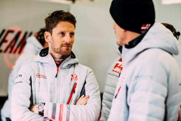 Romain Grosjean, Haas F1 driver quotes ahead of Chinese Grand-Prix