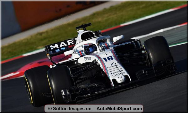 Williams Martini Racing F1 Chinese Grand-Prix preview