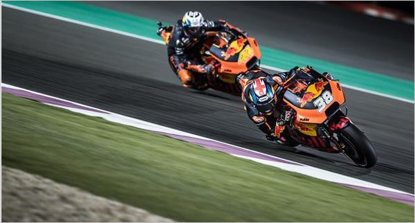 Tough start into MotoGP season 2018 for Red Bull KTM teams at Qatar Grand-Prix - automobilsport.com