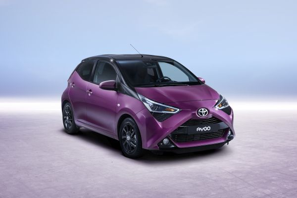 nouvelle toyota aygo. Black Bedroom Furniture Sets. Home Design Ideas