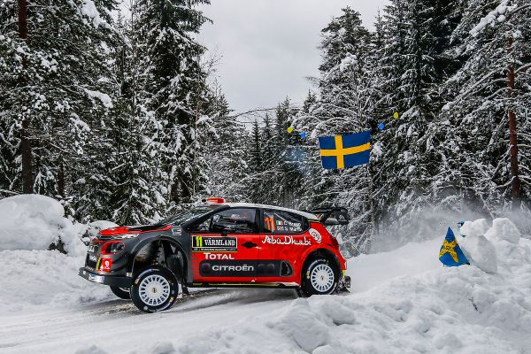 Stage 12 in Sweden - notes and quotes