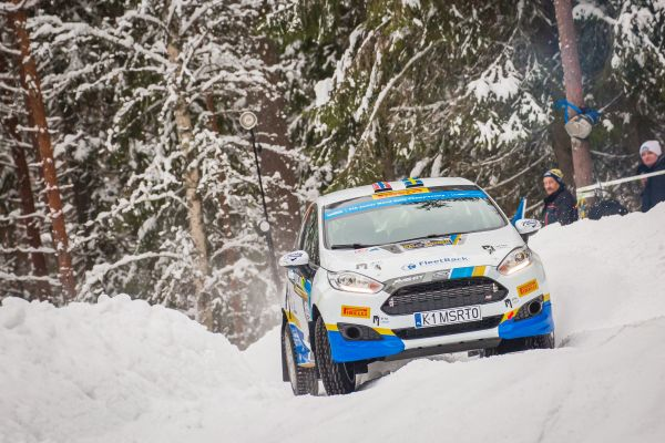 FIA Junior World Rally Championship driver quotes after Sweden Rally