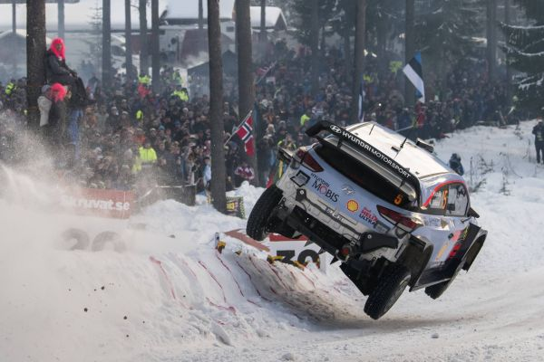 Final Powerstage in Sweden notes, quotes - Thierry Neuville winner