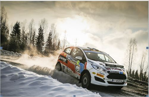 Successful Sweden for Pirelli on World Rally Championship