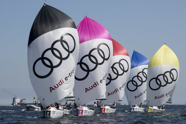 Premium partner Audi continuing its support for Kieler Woche