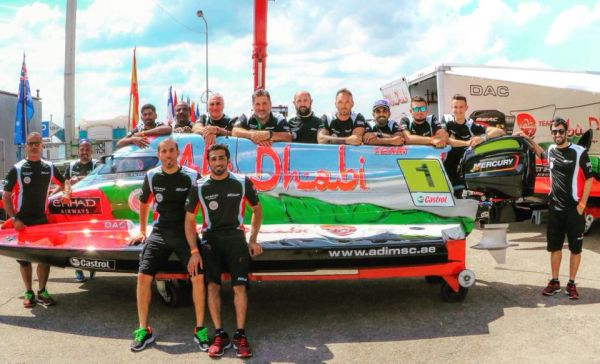 Team Abu Dhabi's Al-Qemzi and Al-Tayer impress in F2 race opener qualifying in Lithuania