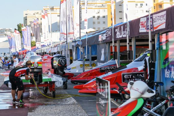 UIM F1 H2O 2018 Grand Prix of Portugal – BRM Qualifying results