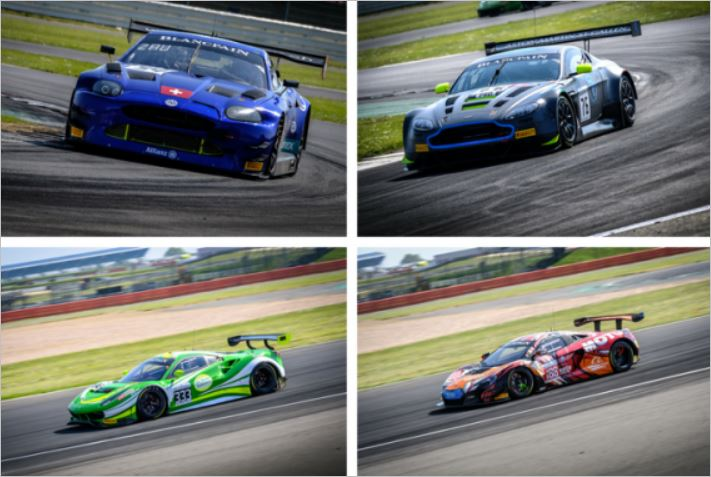 Silverstone Blancpain GT Series qualifying review