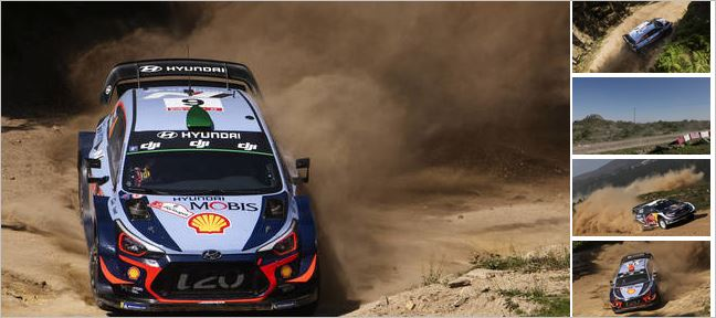 Chaotic opening leg destroys hopes of many Vodafone Rally de Portugal frontrunners