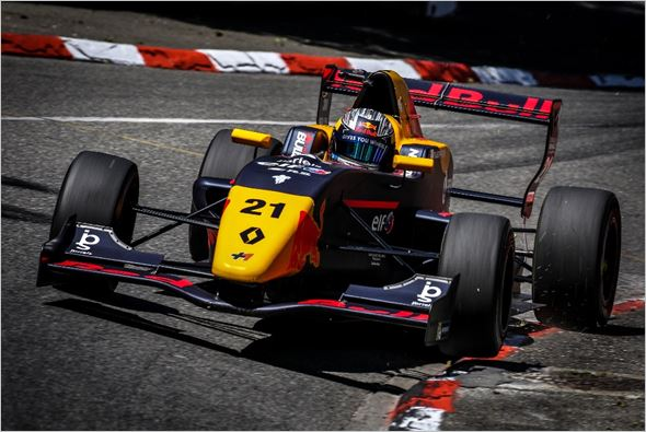 Tech 1 Racing gathers a rich harvest of information in Pau