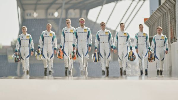 Falken releases film of Nürburgring 24 Hours race as a cinema-quality director's cut
