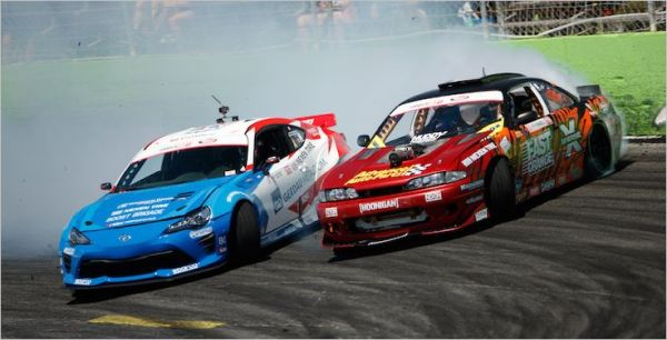 All-star Nexen Tire Motorsports ready for Formula Drift in Monroe, Washington