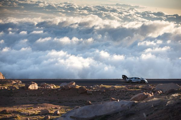 Two days to go until the record attempt: kW buzz on Pikes Peak