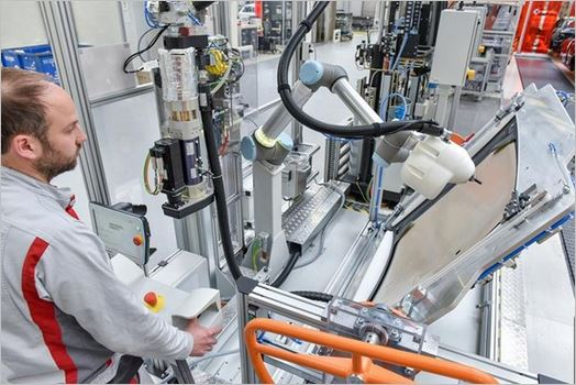 automatica 2018: Robotics Innovations for Smart Production Concepts