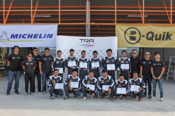 B-Quik driver selection final at Bira picks the stars of the future