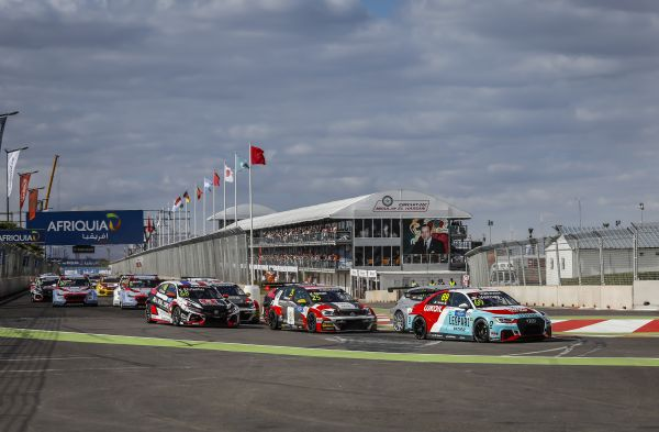 FIA WTCR Oscaro for live streaming in China