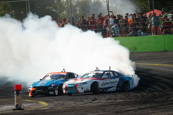 Formula Drift Orlando victory claimed by Chris Forsberg