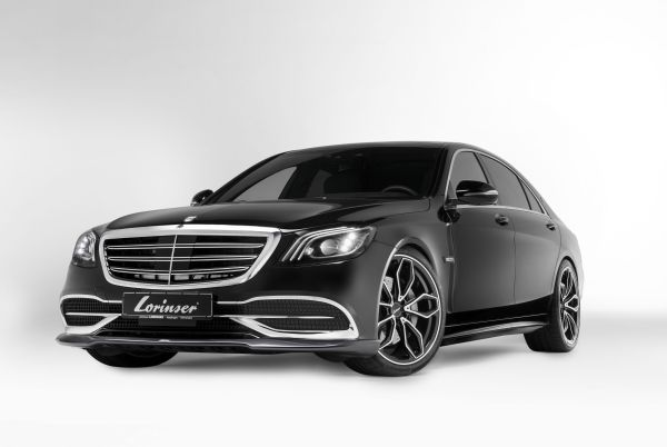 Lorinser upgrades Mercedes-Maybach S560 4MATIC.