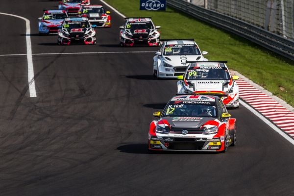 First win of the season for the Golf GTI TCR