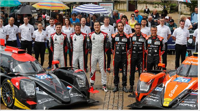 Great performance and race win for TDS Racing at Le Mans 24 Hours
