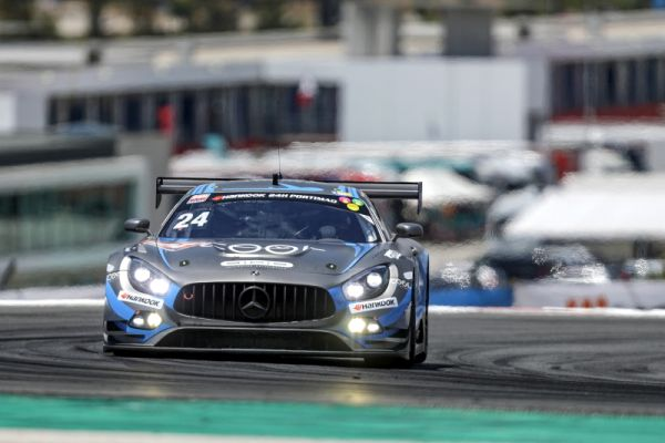 SPS automotive performance takes its first 24H SERIES pole position of the year in Portimao