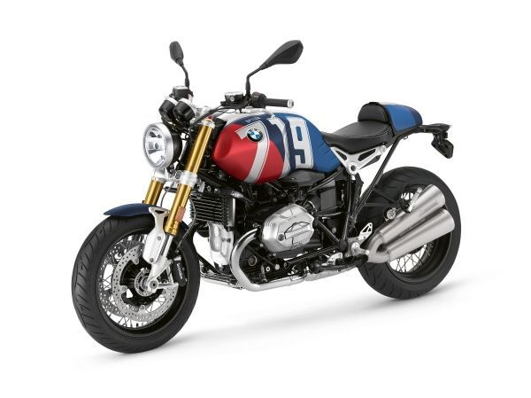 BMW Motorrad model revision measures for model year 2019.