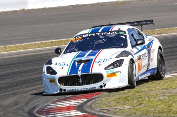 AM class victory on race 1 for Villorba Corse at the Nurburgring