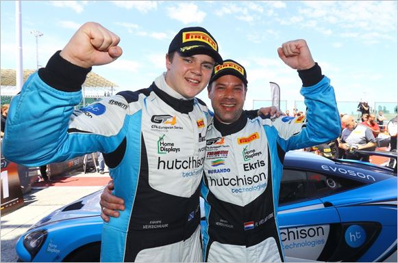 Equipe Verschuur claims commanding GT4 victory at Misano