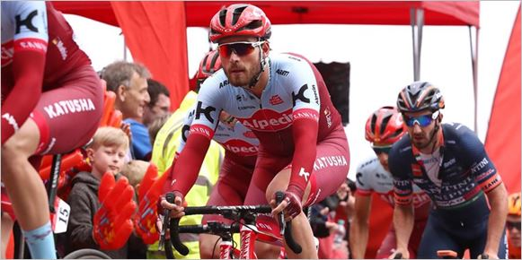 2-year contracts inked for Politt and Zabel with Team Katusha Alpecin