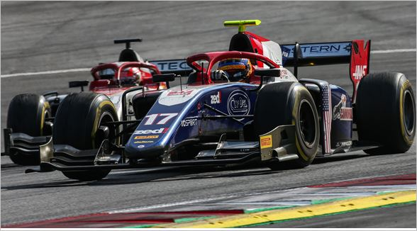 TRIDENT FIA F2 Spielberg races review