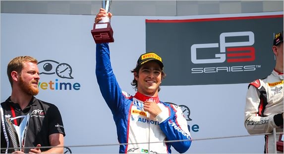 TRIDENT - Spielberg GP3 Series races review