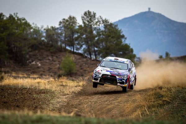 ERC2: Panteli takes maiden category win on home event
