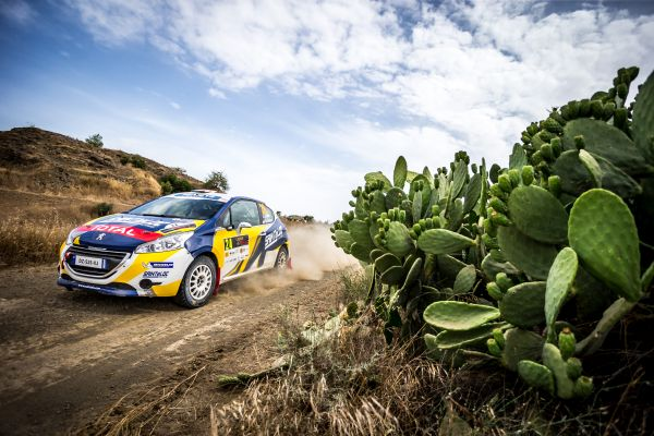 ERC3: Unstoppable ERC3 winner Pellier sweeps up in Cyprus dust
