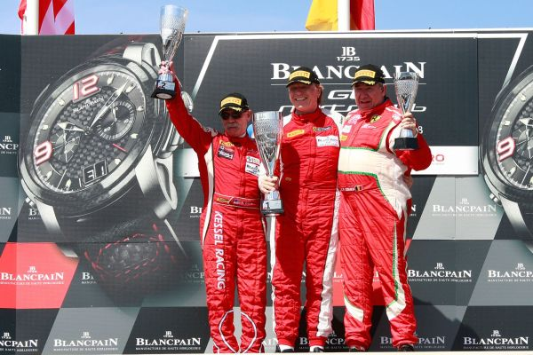 Karim Ojjeh scores maiden Blancpain GT Sports Club win at Paul Ricard
