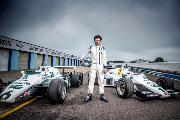 Guy Martin to take on Jenson Button in iconic Williams Heritage car for Channel 4