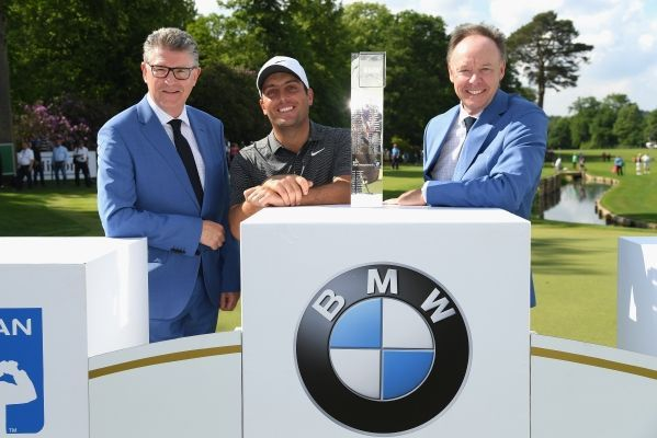 BMW PGA Championship: Molinari cruises to victory as McIlroy's challenge stalls on West