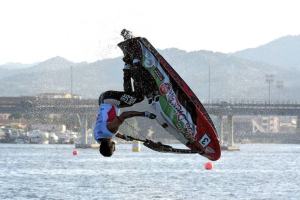 Team Abu Dhabi's Rashid Al-Mulla continues to dominate Freestyle category in Sardinia