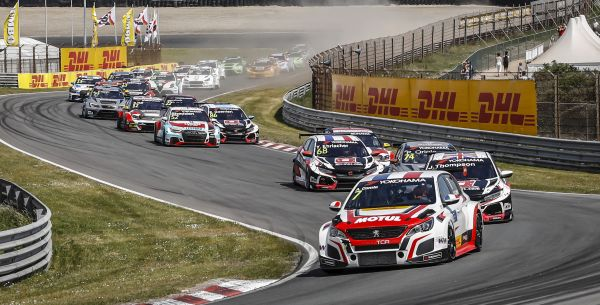New WTCR TV agreement for Sub-Saharan Africa