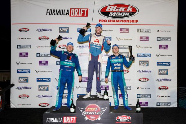 Formula Drift Championship New Jersey race results and standings