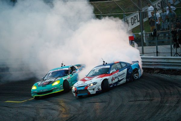 Formula Drift New Jersey: Four rounds with four different winners